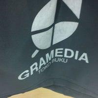 Photo taken at Gramedia by Aryanti D. on 2/2/2012