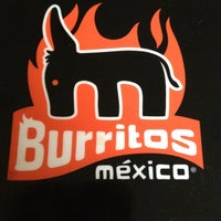 Photo taken at Burritos México by Val J. on 3/3/2012