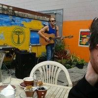 Photo taken at Baobab Café by Trish P. on 2/5/2012