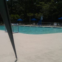 Photo taken at Beaufort Yacht and Sailing Club by Kirsten on 6/18/2012