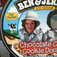 Photo taken at Ben & Jerry's by James W. on 4/8/2012