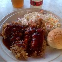 Photo taken at Rafflesia Chicken Hut by Aye on 8/1/2012