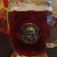 Photo taken at Mahaffey's Pub by Jason B. on 4/15/2012