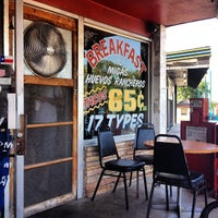 Photo taken at Tamale House by Brenton F. on 4/18/2012