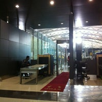 Photo taken at X-Ray Cabin Int'l Terminal 3 by Fadjar P. on 6/18/2012