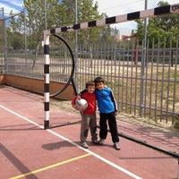 Photo taken at Parque Temático Del Hormiguero by Manuel J. on 5/5/2012