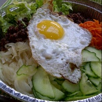 Photo taken at Kim's Korean Food by David B. on 5/10/2012