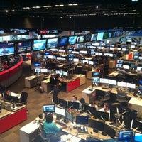 Photo taken at CNN Center by Angela B. on 8/22/2012