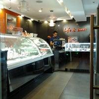 Photo taken at Bar Dolci by Jase Nathaniel T. on 5/6/2012