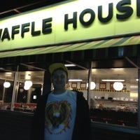 Photo taken at Waffle House by Andrew F. on 6/13/2012
