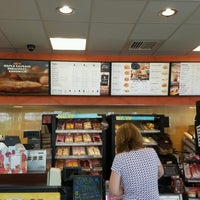 Photo taken at Dunkin Donuts by David B. on 8/16/2016