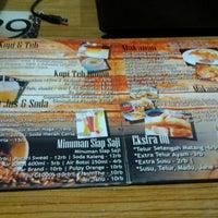 Photo taken at Mazzagena Coffee & Resto by Husni U. on 10/19/2013