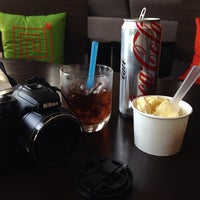 Photo taken at KAFE KAFE Coffee by Bes S. on 5/14/2014