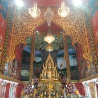 Photo taken at Wat Luang Por Opasee by Jerry_dawei on 3/5/2016
