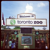 Photo taken at Toronto Zoo by Choong Jin N. on 7/6/2013
