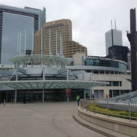 Photo taken at Metro Toronto Convention Centre - South Building by Soshi U. on 5/12/2013