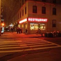 Photo taken at Tom's Restaurant by James E. on 2/25/2013