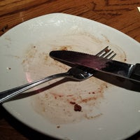 Photo taken at Outback Steakhouse by Kendra S. on 10/9/2013