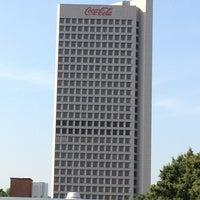 Foto tomada en Coca-Cola Headquarters por Purujit G. el 8/3/2013