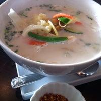 Photo taken at Naviya's Thai Brasserie by Gyula C. on 12/14/2013