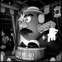 Photo taken at Toy Story Midway Mania! by Sean R. on 4/7/2013