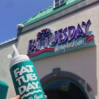 Photo taken at Fat Tuesday by Jim R. on 7/15/2013