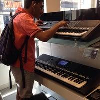 Photo taken at Yamaha Music London by Jawahar H. on 6/21/2014