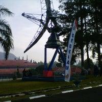 Photo taken at SESKOAU LEMBANG by irmanz s. on 10/27/2012