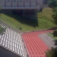 Photo taken at Star Track (Lincoln Bowl) by Brice J. on 7/6/2013
