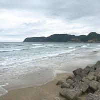 Photo taken at Uradome Coast by みかる ち. on 7/3/2016