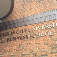 Photo taken at DCU Business School by Mashael🌸 on 7/21/2015