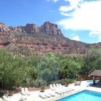 Photo taken at Best Western Zion Park Inn by Janet Z. on 8/12/2013