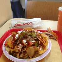 Photo taken at Del Taco by Adrianna B. on 7/27/2013