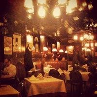 Photo taken at Sevilla Restaurant by Andrew J. L. on 9/25/2012