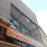 Photo taken at The Cowles Center for Dance & The Performing Arts by David on 5/18/2014