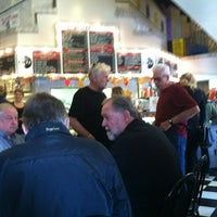 Photo taken at 42nd Street Bagel Cafe by Randy L. on 11/3/2012