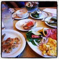 Photo taken at Pickles-Deli & Restaurant by Jay P. on 4/6/2014