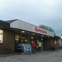 Photo taken at Speedway by Melissa P. on 7/9/2013