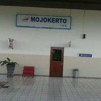 Photo taken at Stasiun Mojokerto by hasan a. on 3/5/2013