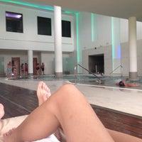 Photo taken at Hotel Spa Zen Balagares by mavy c. on 6/7/2014