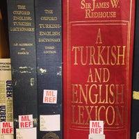 Photo taken at Langson Library (LLIB) by Aynur Ş. on 8/5/2013