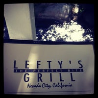 Photo taken at Lefty's Grill by Ryan B. on 7/10/2013