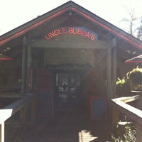 Photo taken at Uncle Bubba's Oyster House by Richard D. on 12/30/2012