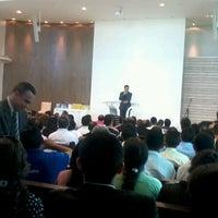 Photo taken at Igreja Adventista da Aldeota by Lucas M. on 6/21/2014