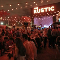 Photo taken at The Rustic by The Rustic on 12/11/2013