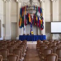 Photo taken at Organization of American States by Raymundo M. on 9/16/2015
