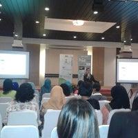 Photo taken at Aston Ketapang City Hotel by Eliza D. on 9/25/2014