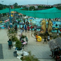 Photo taken at Water Park Top 100 by Lidia N. on 8/10/2013