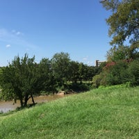 Photo taken at Memorial/Allen Parkway Trails by David P. on 9/12/2015
