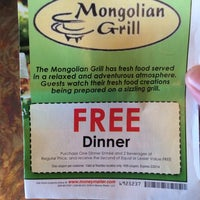 Photo taken at Mongolian Grill by Minh L. on 2/19/2014